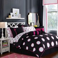 Buy Sophie 10-Piece Full Comforter Set in Black/Pink from ...
