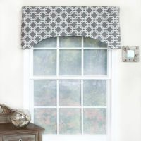 Buy Laura Ashley Stowe Window Curtain Swag Valence from ...
