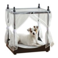 Pawslife Pet Canopy Bed - Bed Bath & Beyond