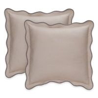 Buy Euro Pillow Shams from Bed Bath & Beyond