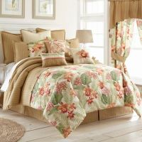 Coral Beach Comforter Set