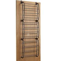 36 Pair Over-the-Door Shoe Rack in Bronze - Bed Bath & Beyond