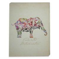 StyleCraft Elephant I Framed Print Wall Art - Bed Bath ...