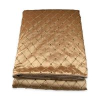 Buy Gold Coverlet from Bed Bath & Beyond