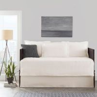 Buy Vallejo 100% Cotton Quilted Daybed Set in Ivory from ...