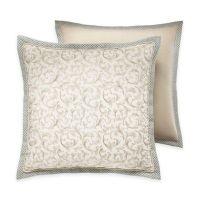 Buy Croscill Marietta European Pillow Sham in Ivory from ...