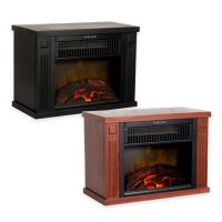 Northwest Mini Portable Electric Fireplace Heater - Bed ...