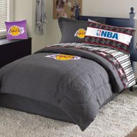 NBA Los Angeles Lakers Comforter Set - Bed Bath & Beyond