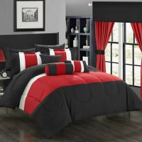 Buy Red Comforters from Bed Bath & Beyond