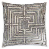 Callisto Home Hair on Hide Roxie Square Throw Pillow - www ...