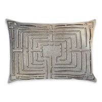 Callisto Home Hair on Hide Roxie Oblong Throw Pillow - Bed ...