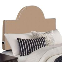 Perfect Fit Instant Rounded Headboard Pillow - Bed Bath ...