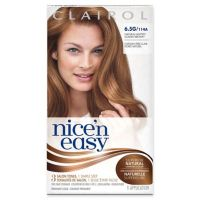 Clairol Nice 'n Easy Permanent Hair Color 6.5G/114A ...
