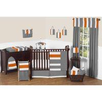 Buy Orange White Bedding from Bed Bath & Beyond