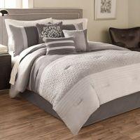 Hallmart Collectibles Theo Comforter Set - Bed Bath & Beyond