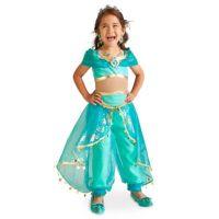 Princess Jasmine Costume For Kids, Aladdin