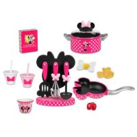 Minnie Mouse Kitchen Cooking Play Set