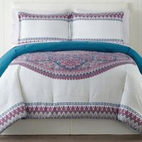 Home Expressions Candace Complete Bedding Set with Sheets ...