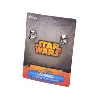 Sterling Silver Stormtrooper Earring