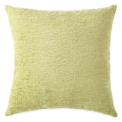 Jcpenney Hometm Oversized Chenille Decorative Pillow Jcpenney