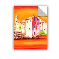 Brushstone Sunset Removable Wall Decal - JCPenney