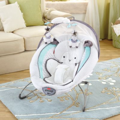Newborn Bouncer Seat My Little Lamb™ Platinum Ii Deluxe Bouncer