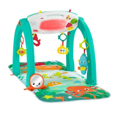 Baby Activity Center 4 In 1 Ocean Activity Center