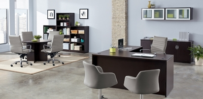 Rooms To Go Office Furniture Business Furniture Desks Chairs More W Lifetime Guarantee Nbf
