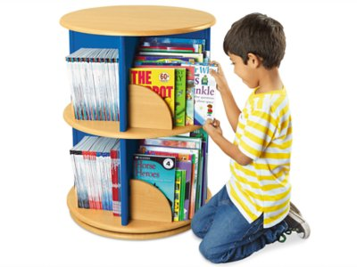 Classroom Book Carousel At Lakeshore Learning