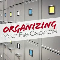 Tips On Organizing Your File Cabinets | OfficeFurniture.com