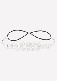 Crystal Scroll Headband - Hats | bebe