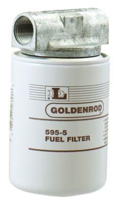 honda fuel filter microns