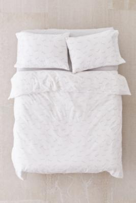 Urban Outfitters Bettwäsche Boob Print Pillow Case Set