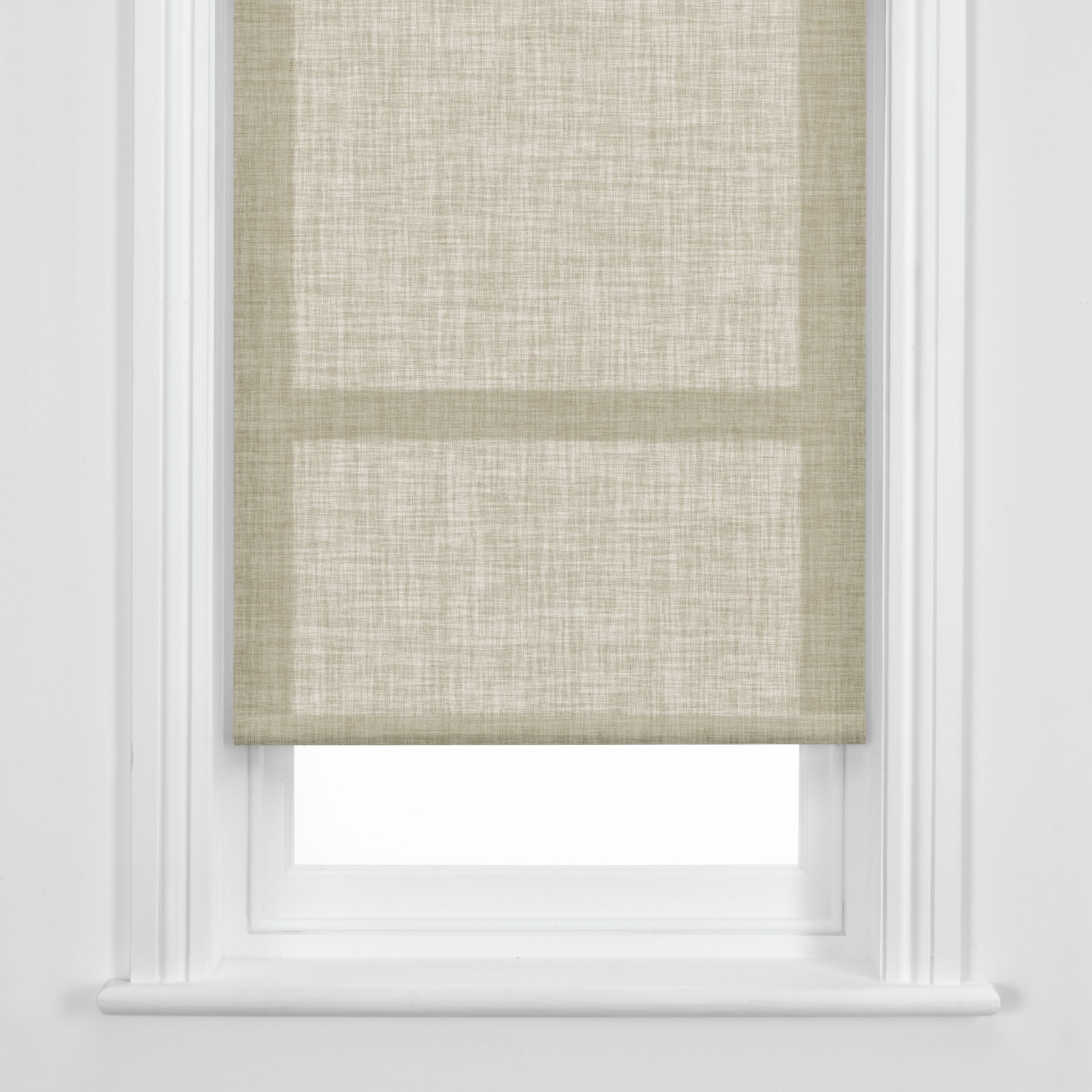 Diy Blinds Online John Lewis Linen Roller Blinds Natural Review Compare