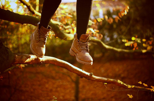 Cozy Fall Hd Wallpaper Autumn Beautiful Boots Brown Image 684742 On Favim Com