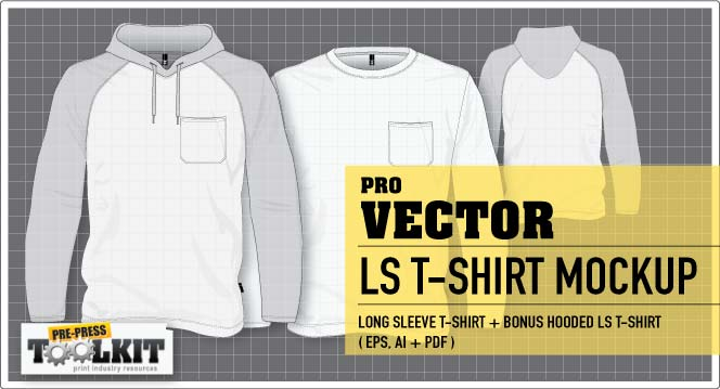 The Ultimate vector garment mockup kit is here!