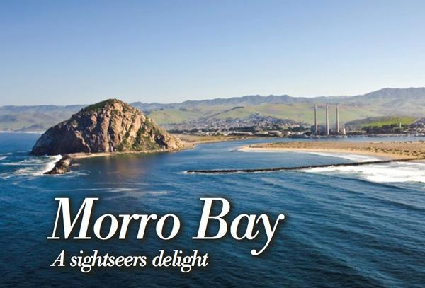 Morro Bay Travel Guide - San Luis Obispo County Visitors Guide