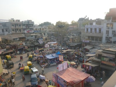 Backpacking in India: Staying at the Popular Smyle Inn in ...