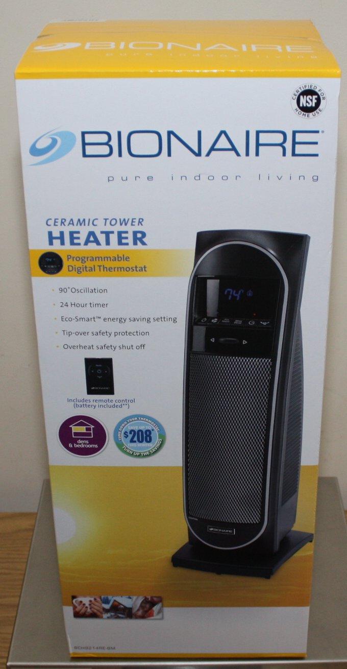 Bionaire Jarden Consumer Ceramic Heater Bch9212 U Mini