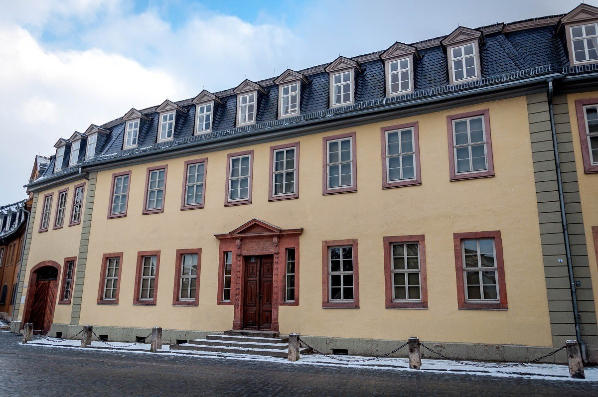 Hotel Anna Amalia Weimar A Tale Of Two Weimars Travel Addicts