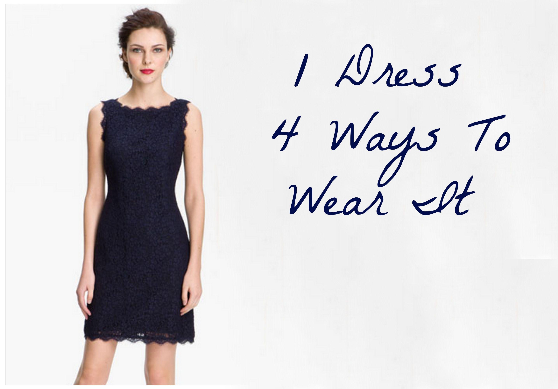 4 Ways To Wear A Bridesmaid Dress Rustic Wedding Chic