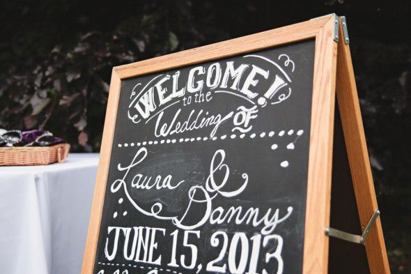A Summer Garden Wedding Rustic Wedding Chic