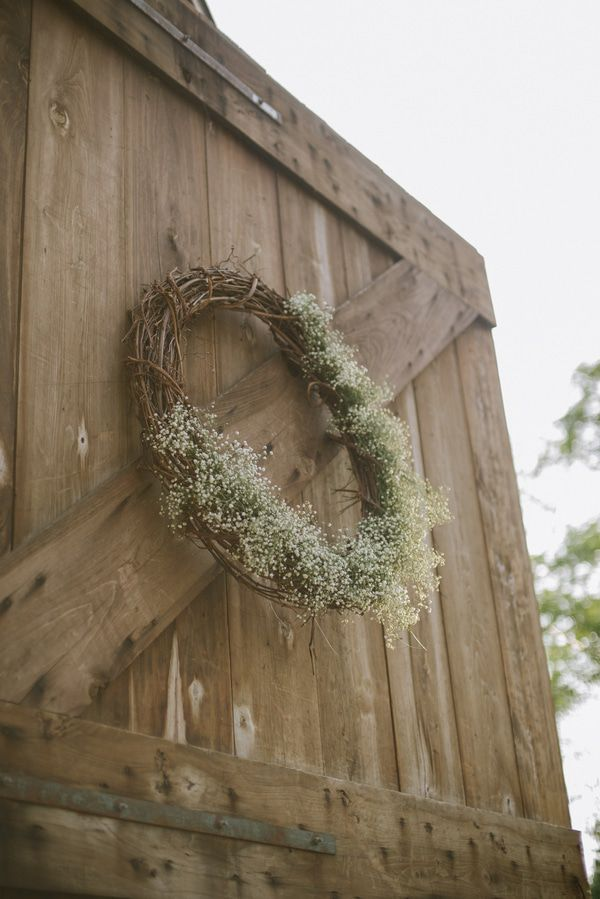 Boho Chic Elegant Country Style Barn Wedding - Rustic Wedding Chic