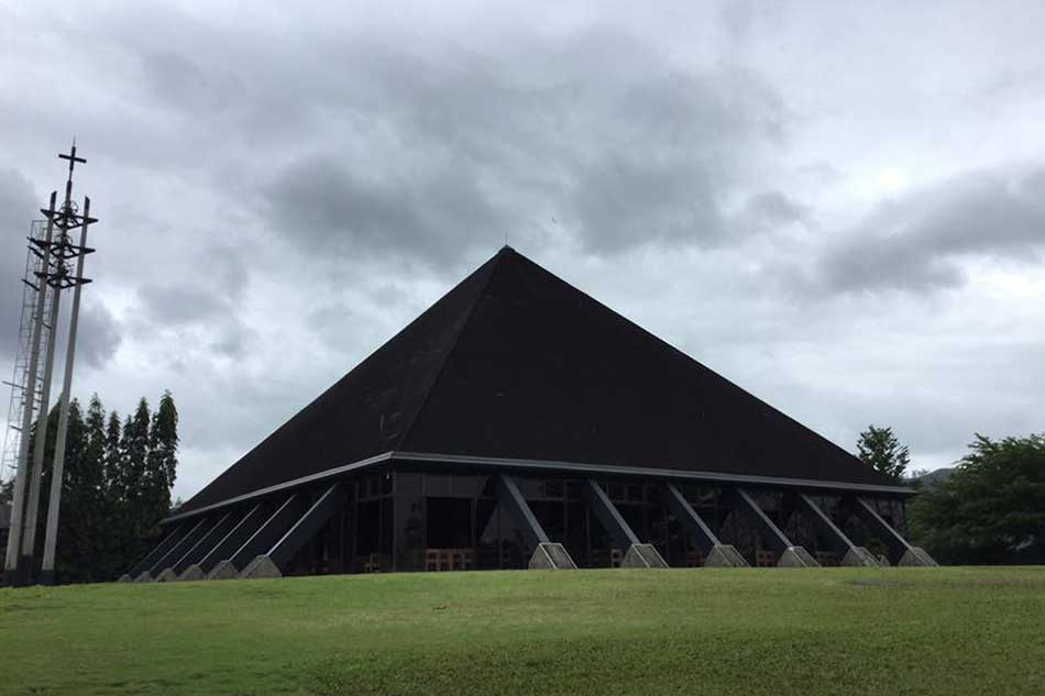 Monastery of the Transfiguration A place for reflection in Bukidnon
