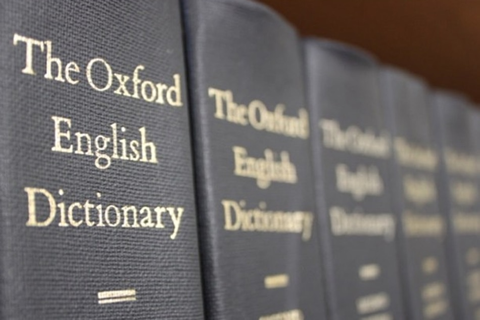 LOOK Filipino words in the Oxford English Dictionary ABS-CBN News