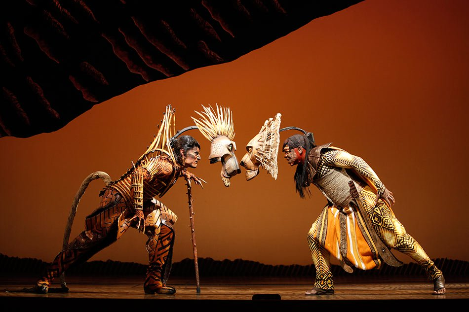 the lion king london theatre cast