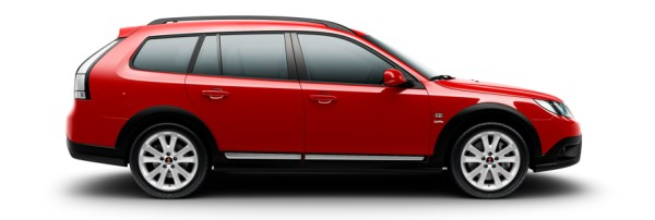 Saab 9-3x Griffin Laserrot