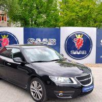 SAAB Bilder. Saab Modelljahr 2012 in Kiel.