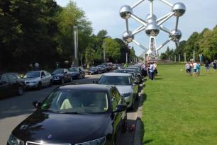 Art Meets Art In Brussels