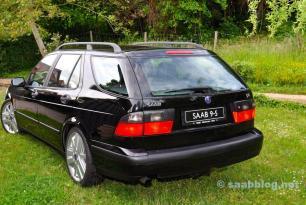 Saab Rettung erfolgreich
